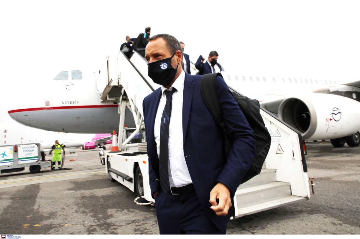 Έφτασε στη Μολδαβία η Εθνική Ελλάδας (pics) 3