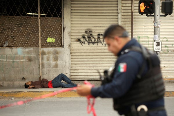 Wave of violence in Ciudad Juarez directed from inside state prison -  Business Insider
